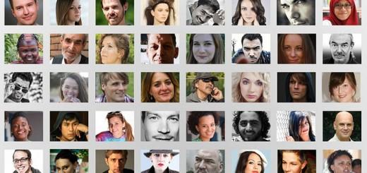 Billedet viser en masse mennesker. Afsnittet handler om hvem der kan få PTSD.