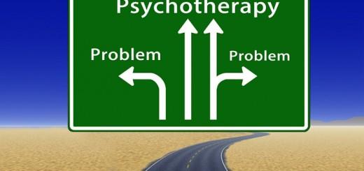Billedet viser et vejskilt. Siden handler og valg af behandler.